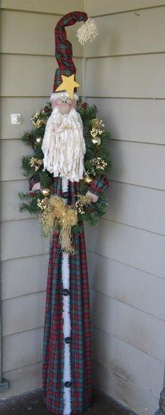 "PATTERN "" Tall -N- Skinny Santa"" one of my BEST selling patterns!!!"
