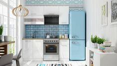 home; Aurora, Ikea, Sweet Home, Kitchen Cabinets, Design, Home Decor, Tiffany White, 180, Kitchen Modern