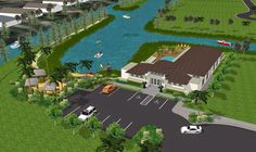 New rendering I am working on