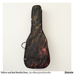 New Range of Guitar Bags - SEE THEM NOW! 'Abstract' Guitar Case - New Range of Guitar Bags. Suitable for Electric AND Acoustic Guitars. 2 Pockets, Cushioned all round, handles AND Wide backpack straps. Canadian Gifts, Acoustic Guitar Case, Guitar Bag, Clown Faces, Blue Dragon, Beautiful Guitars, One Bag, Backpack Straps, Romantic Gifts