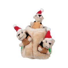 Holiday Hide-a-Squirrel