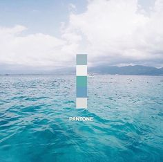 @bilarenjani is traveling throughout Indonesia where there is endless inspiration. 🌊  Please share your Pantone Studio app inspiration shots using the #pantonestudio for a chance to inspire others and be featured on our page. Link in bio to download. #pantone