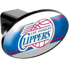 Los Angeles Clippers LA Auto Hitch Cover