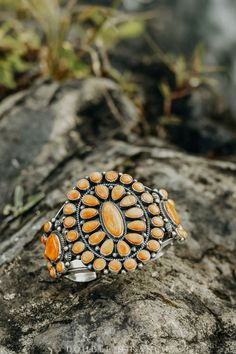 Cowgirl Chic, Absolutely Gorgeous, Contemporary Style, Orange, Coloring, Wire, Vibrant, Traditional, Detail