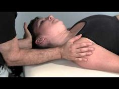 Joe Muscolino Piriformis Palpation - YouTube