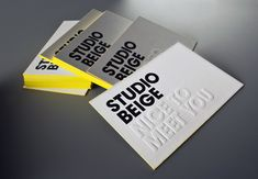 Really like these business cards!
