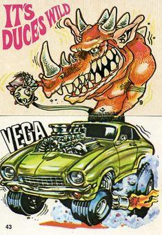 Odd Rods   ... Community • View topic - VEGA Odd Rod Sticker from the mid 70's