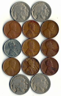 obsolete American coins