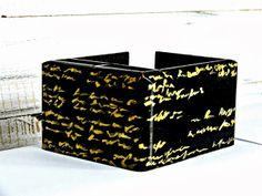 pomysł na organizer biurowy Eco Manufaktura Decoupage, Decorative Boxes, Diy, Bricolage, Do It Yourself, Homemade, Decorative Storage Boxes, Diys, Crafting