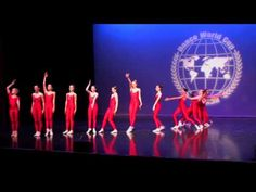 Dance World Cup 2010 - From Germany - Viva - YouTube