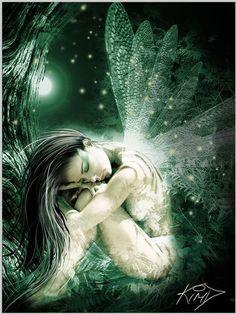 Sleeping Fairy