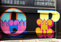 Graffiti Redchurch St, East London