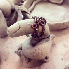 :) Clay Jewelry, Jewelry Art, Jewelry Holder