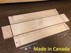 Molde del jabón madera de 5 a 6 lb Made in Canada por WoodSoapMolds