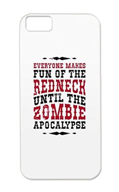 Everyone Makes Fun Of The Redneck Pink Music Tee Country Truck Cowboy Bryan Country Music Tshirt Aldean Shirt TPU Case For Iphone 5c