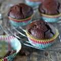 muffins-chocolat Biscuits, Cupcakes, Sweets, Cooking, Breakfast, Desserts, Food, Barre, Organize