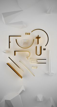 Wicked Typography Inspiration | From up North
