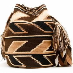 Bags & Handbag Trends : Wayuu Boho Bags with Crochet Patterns by Stephanie Henderson kUAld Tapestry Bag, Tapestry Crochet, Knit Crochet, Crochet Handbags, Crochet Purses, Crochet Bags, Mochila Crochet, Boho Bags, Clutch