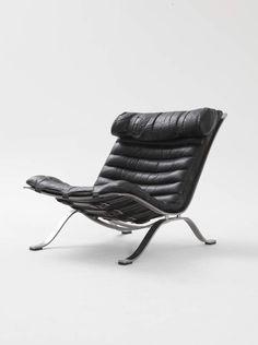 """Ari"" Chair - Arne Norell - Norell Möbel"
