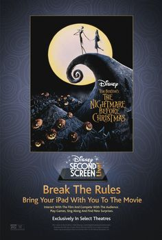This sounds so much fun! Not only do you get to see one of the greatest movies ever made but you get to break the rules too! Guests can bring their ipads inside the theater for a fun interactive movie going experience where you can play along with the movie and answer questions about the movie! I am definitely taking my kids to this!