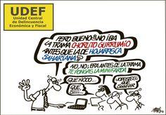 Viñeta: Forges - 2014-11-13 | Opinión | EL PAÍS