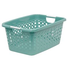 Home Logic Laundry Basket - Teal Target.