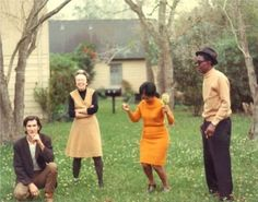 townes & lightnin'. mimi & antoinette. such a great photo.