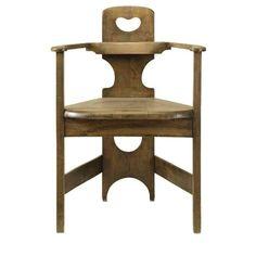 Early Modern Armchair by Richard Riemerschmid | 1stdibs.com