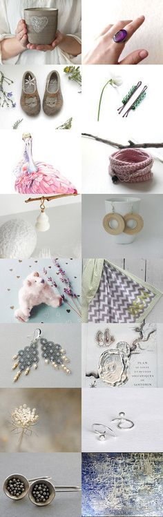 A bit of everything by Matea P. on Etsy--Pinned with TreasuryPin.com