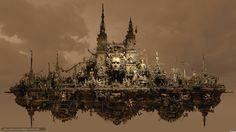стимпанк город: 21 тыс изображений найдено в Яндекс.Картинках