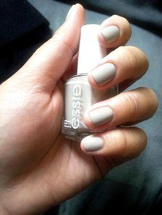 Essie Nail Colour in Yogaga.