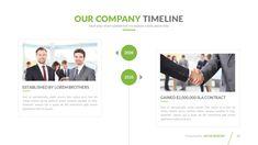 Company Profile Free Powerpoint Template  Slidebazaar  Free
