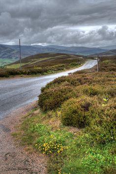 Grampian Mts, Scotland