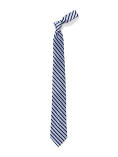 Textured Stripe Tie by Wall + Water