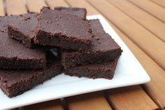 Fazolové brownies – Dewii