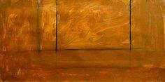 Robert Motherwell  Untitled (Ochre Open)  1967