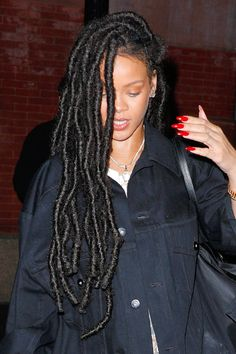 Rihanna spotted out and about in an oversized shirt and jacket in New York, New York.Pictured: RihannaRef: SPL1369459 081016 Picture by: Jackson Lee / Splash NewsSplash News and PicturesLos Angeles:310-821-2