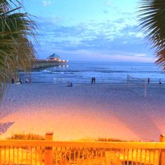 Folly beach South Carolina :)