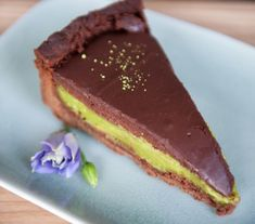 Avocado-Schoko-Torte Vegan