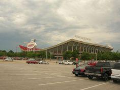 Arrowhead Stadium KC Chiefs