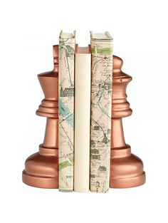 Coppair Bookends - $127.50