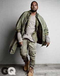 The Kanye West Guide to God-Level Fashion | GQ