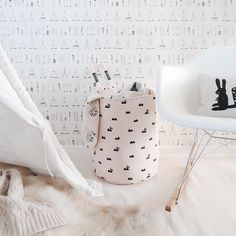 ferm LIVING Half Moon Wallpaper httpwwwfermlivingcomwebshop