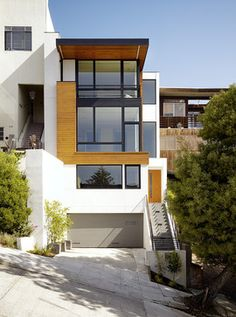 Modern Home Modern Small House Architecture Design Ideas, Pictures, Remodel, and Decor - page 14