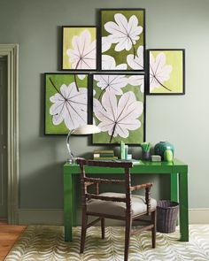 How to Frame Pressed Leaves - Martha Stewart Accents & Details