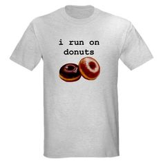 Shirt for marathon