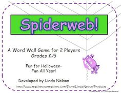 Classroom Freebies: Word Walls and More!