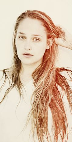 Jemima Kirke-love her. Her character's personality in Girls reminds me of my daughter. Minus the drugs.