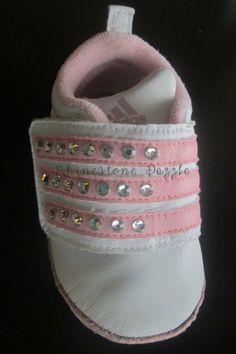 19ffeb38294 Rhinestone Half Dazzle Adidas Shoes