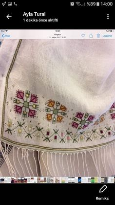 This Pin was discovered by şük Cross Stitch Borders, Cross Stitch Designs, Embroidery Patterns, Machine Embroidery, Needlepoint Stitches, Free Printables, Diy And Crafts, Bargello, Seed Beads